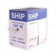 Przewód LAN UTP-5E CCA SHIP