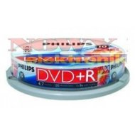 Płyta DVD+R PHILIPS 4,7GB Cake