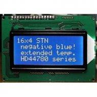 Matryca LCD WC1604ASFYLBNC06 LCD 16x4zn 87x60mm niebieska