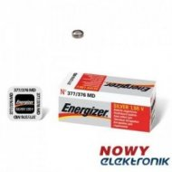 Bateria AG4/377 ENERGIZER srebr. 376/626