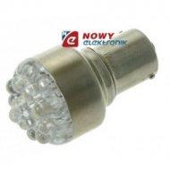 Dioda LED 1156-12W biała 24V BA15
