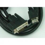 Kabel HDMI-DVI/24+1/ 7,5m