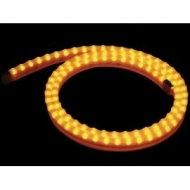 Pasek LED (sznur) żółty      1m 12V / 8W
