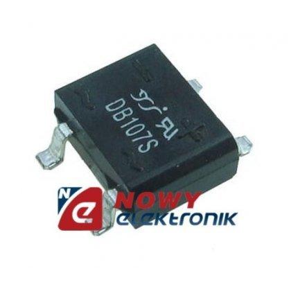 Mostek 1A 1000V DIL 4 DF10S SMD