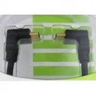 Kabel HDMI 1.8m kątowy blister