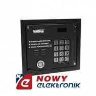 Panel CP-2502T PL CZARNA--CP2503 cyfrowy system domofonowy