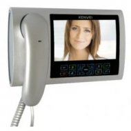 "Monitor vid. KW-S700C_S Silver Kolor 7"" słuchawkowy"