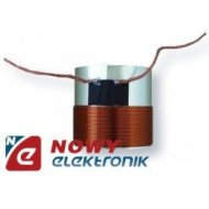 Cewka do głośnika N-37-15-33-8 do gł. niskotonowych GDN16,GDN20