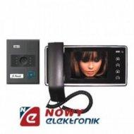 """Videodomofon EURA VDP-05A6 JUPI """"JUPITER"""" KOLOR. + moduł telefoniczny"""