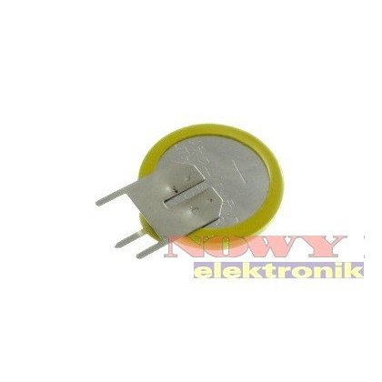 Bateria CR2032 litowa SDN3 do dr Pionowa (V) rozstaw 10,2mm
