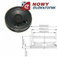 Głośnik 50Ω 0.25-0.5W 39mm