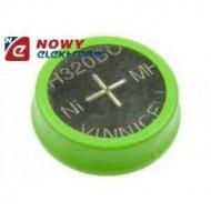Akumulator do pakietu 320 BVH 1,2V 320mAh NI-MH Vinic pastylka