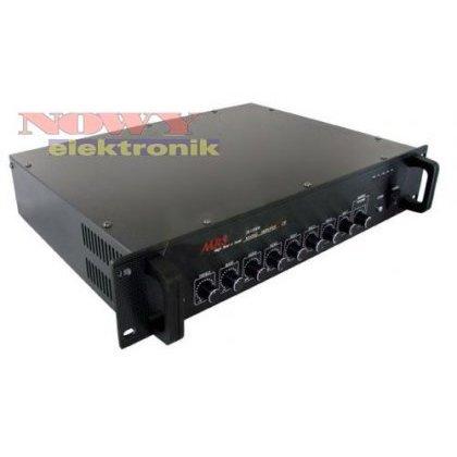 Wzmacniacz PA ZB-1008W 100W Radiowęzłowy