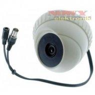 Kamera kolor KPC133ZEWP/F36 DOME kopułka biała 520lini,IR