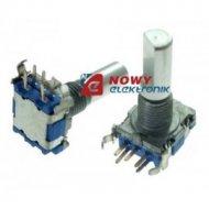 Impulsator - Encoder EC11 poziom oś-6mm,l-20mm,20impulsów