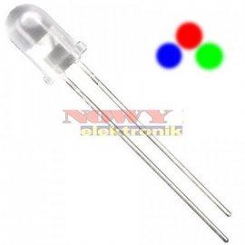Dioda LED 5mm RGB 2nogi szybko zmieniająca kolory