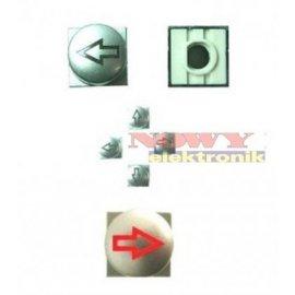 Mikroprzycisk TP613 klawisz v, strzałka 107,