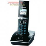 Telefon Panasonic KX-TG8051PDB(+ czarny Bezprzewodowy