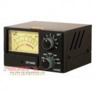 CB SWR/REFLEKTOMETR DF2465 3-200Mhz+PWR do 30Mhz