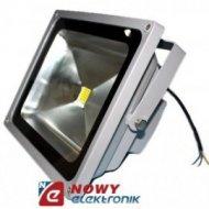 Halogen LED 50W PO-GHN50W-W zimny Biały reflektor z matrycą led IP65