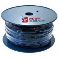 Przewód sam.1*8,31mmCu niebieski do wzmacniaczy (AC Power)