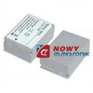 Akumulator do aparatu NB-7L 3.7V 1050mAh Li-ION (Zamiennik dla CANON