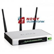 ROUTER TP-LINK TLWR1043ND 300Mbp Wi-Fi 802.11n , USB