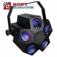 Efekt EXTRASA-LITESTAR RGBW LED FLOWER VELLEMAN