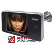 """Wizjer Video VDP-01C1 ERIS sreb. 3,2"""" LCD do drzwi"""