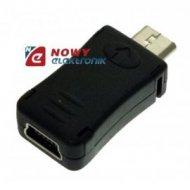 Przejście miniUSB/mikro USB
