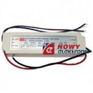 Zasilacz ZI LED 12V/8.3A IP67 100W Impulsowy plastik