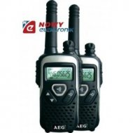 Radiotelefon AEG PMR Voxtel R300 EU Krótkofalówka kpl.