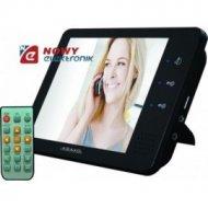Monitor vid. M730CM kol.videodom kolorowy ONYX/ABAXO  z pamięcią