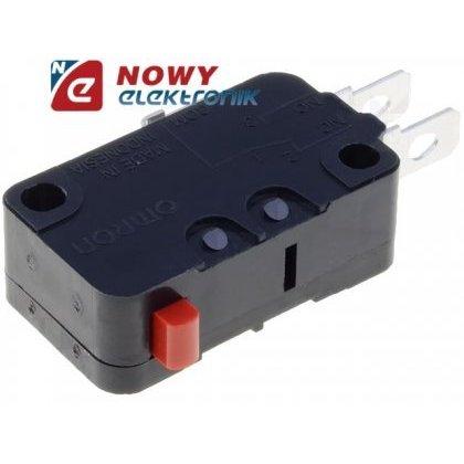 Krańcówka D3V-16-1A4 OMRON 16A/250VAC 10A/30VDC mikroprzełącznik