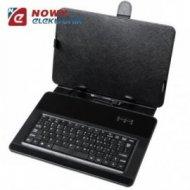 """Etui na Tablet 10,1"""" z klawiat. micro USB  uniwers.pokrowiec"""