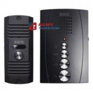 Zestaw domofonowy EURA ADP-12A3 INVITO głośnomówiący  grafit