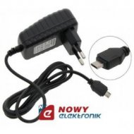 Zasilacz ZI 5V/1,2A micro USB siec.ładowarka,mikro