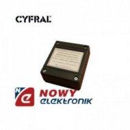 Interkom do central domofonowych CYFRAL