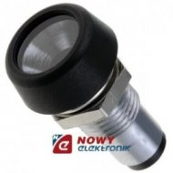 Oprawka LED 5mm SMP3089 wyp.met. IP67