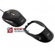 Mysz optyczna QUER Pro Gamer USB