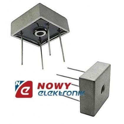 Mostek 15A 1000V KBPC1510W lutow poziomy