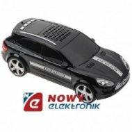 Radio FM samochód LCD model 4 USB/SD/AUX MP3 wbud.akum./Głośnik przen.