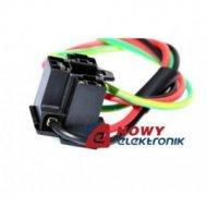 Złącze do reflektorów H4 kabel Gniazdo na kablu 1,5mm 30cm
