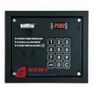 Panel CP-2503P Czarna kaseta,cyfrowy system domofonowy(CD2502)
