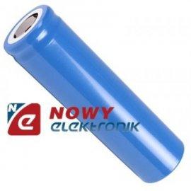 Akumulator do pak. ICR18650-26F 3,7V LI-JON 2600mAh 64mmX18mm
