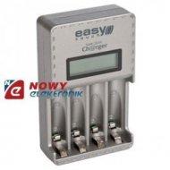 Ładowarka Easy Touch ET-3206 LCD 4-kanałowa Procesorowa