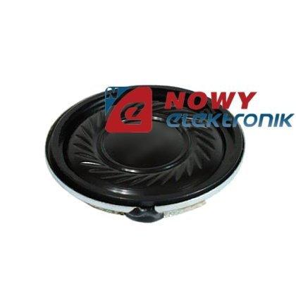 Głośnik miniaturowy 2cm 0,1W 8om