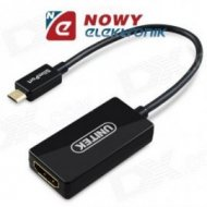 Konwerter microUSB/HDMI UNITEK for only LG/NEXUS slimport Y-6304 MHL