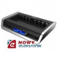 Ładowarka VARTA LCD Multi 8xAAR6 AAA R3 Ni-MH