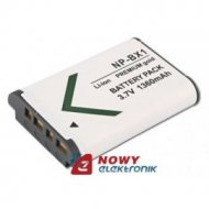 Akumulator do aparatu NP-BX1 3.6V Li-ION (Zam.dla SONY)